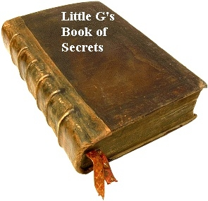Little G's Book of Secrets