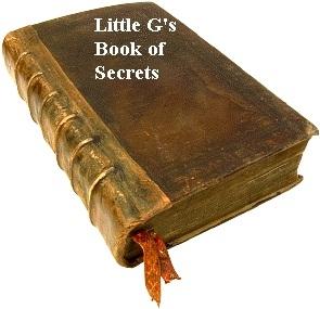 Little G's Book of Secrets