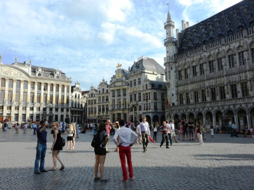 More of the Grand Place