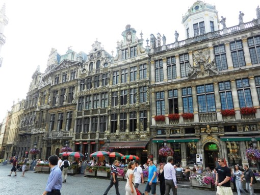 Another side of Grand Place
