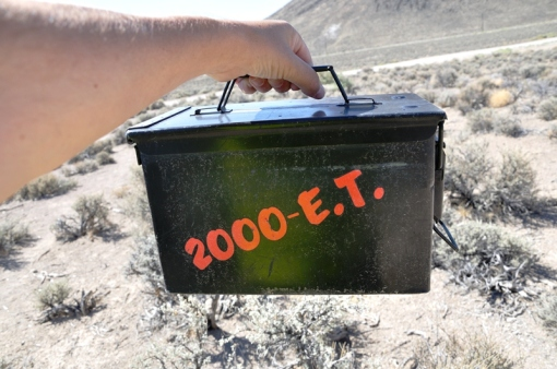 The last ET Highway cache