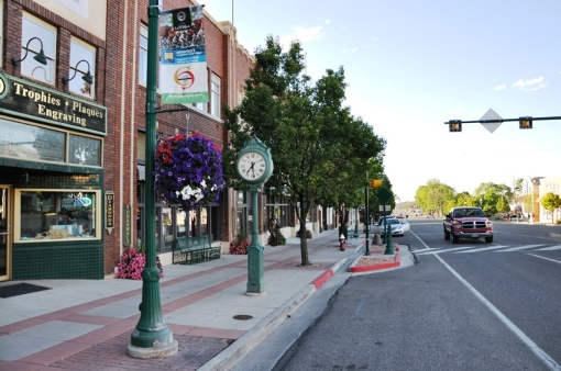 Main Street, Cedar City