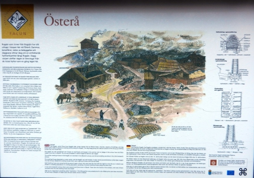Österå - an interesting mining site