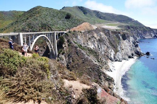Highway 1 view