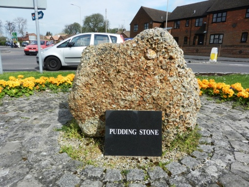 Hertfordshire pudding stone
