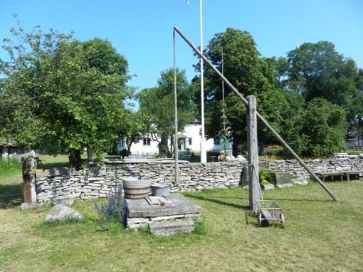 Preserved farm at Brattarve