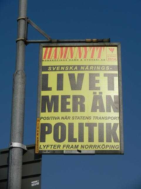 It was the politicians summer week in Almedalen