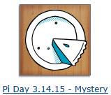 Pi Day Mystery Souvenir