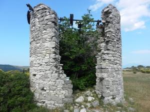 One of the windmills of Mytilinii