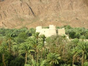 Portuguese Fort at Fujairah