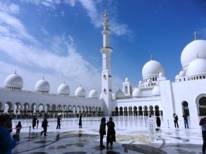 Sheikh Zayad Mosque - Abu Dhabi