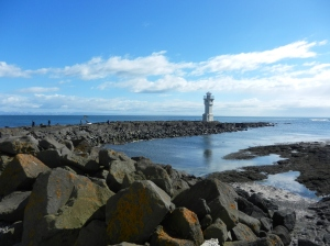 Akranes new lighthouse