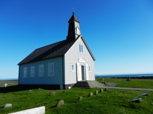 The little church at Strandarkirkja