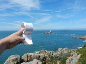A cache find at Corbière