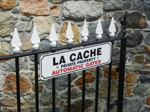 We couldn't find a cache in La Cache