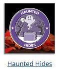 Haunted Hides souvenir